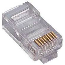 Alantek cat5e RJ45 Shielded plugs 302-203101-0050