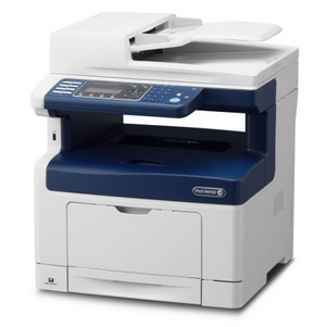 Máy Fax Xerox DocuPrint M355df, In, Scan, Copy, Fax, Network, Duplex
