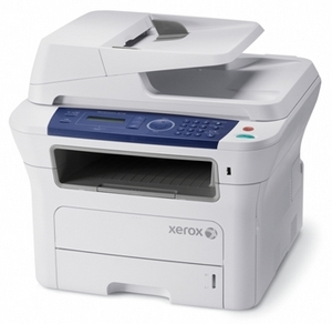 Máy Fax Xerox WorkCentre 3210, In, Scan, Copy, Fax, Network